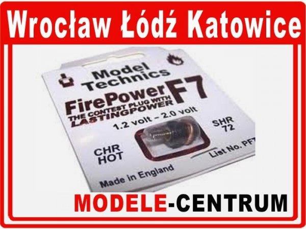 Świeca - Model Technics [M7] Max Flash M7