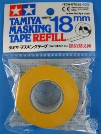 Taśma maskująca 18mm Tamiya 87035