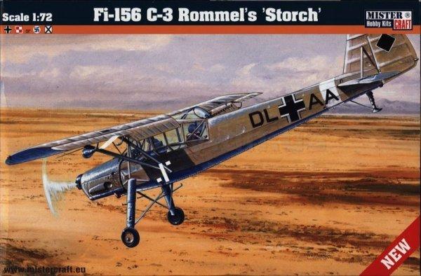 MASTERCRAFT D-204 FI-156 ROMMEL 1/72