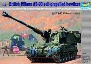 Trumpeter 00324 1/35 BRITISH 155mm SPG