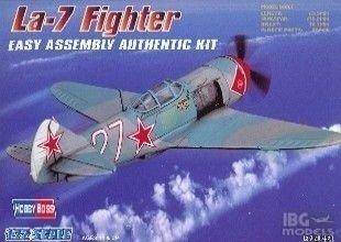HOBBY BOSS 80236 1/72 La-7 Fighter