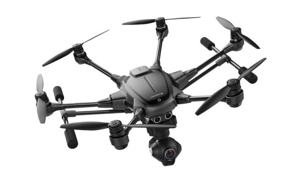 Yuneec Typhoon H Advanced + akumul + pilot dron