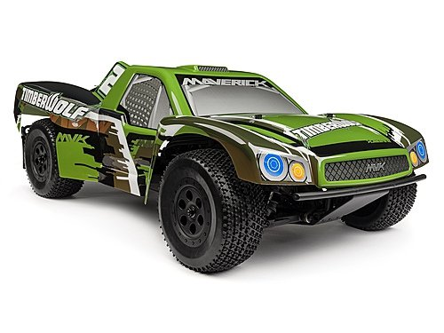 Maverick TIMBERWOLF 1/10 4WD SHORT COURSE TRUCK auto