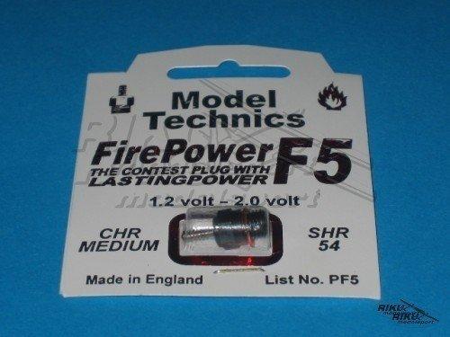 Świeca - Model Technics [PF5] FIRE POWER F