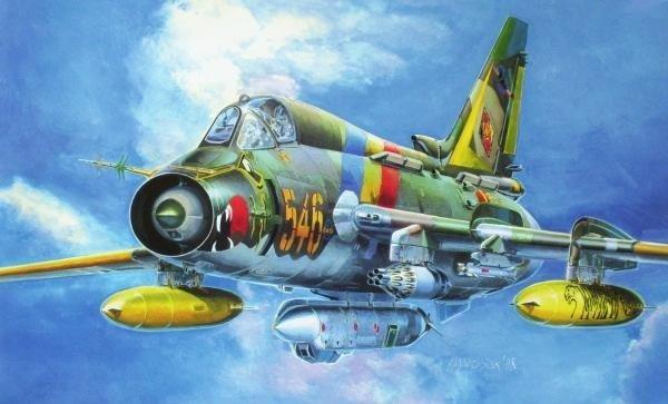 MASTERCRAFT Su-22M4R JBG 77 1/72