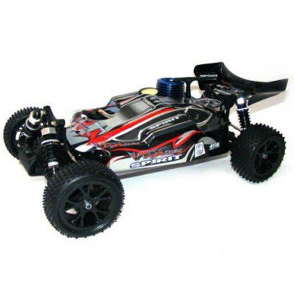 VRX Spirit Nitro N1 2,4GHz Buggy  4X4  1/10 + PALIWO GRATIS AUTO RC