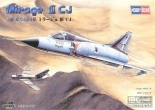 HOBBY BOSS 80316 1/48 Mirage IIICJ Fighter