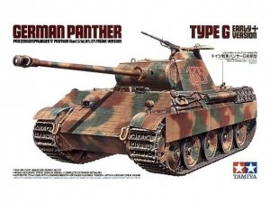 TAMIYA 35169 KING TIGER PORSCHE T.