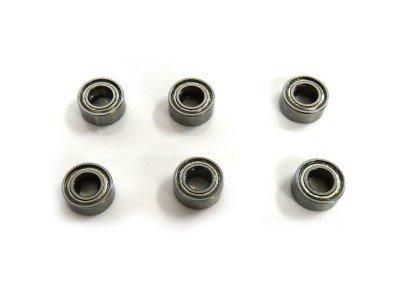Ball Bearings 10x5x4 6p - 31044
