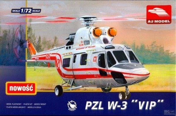 AJModel 72006 1/72 PZL W-3 VIP