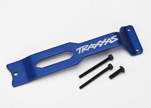 TRAXXAS - element podwozia - tył - aluminium