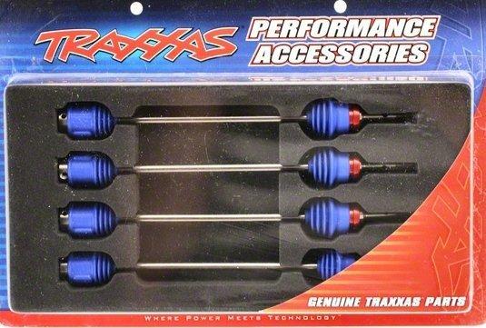 TRAXXAS[5451R]- metalowe półosie - komplet