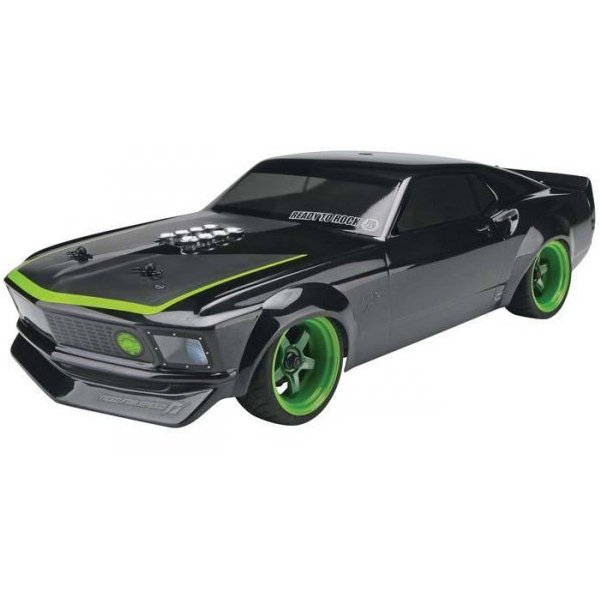 SPRINT 2 SPORT RTR W/ 1969 MUSTANG RTR-X BODY AUTO RC