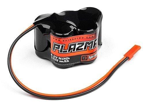 Akumulator 6,0V 1600 mAh NiMh Plazma