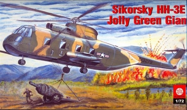 Plastyk S146 Sikorsky HH-3E Jolly Green