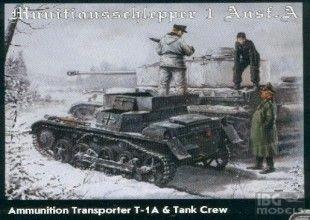 MB 3516 1/35 Ammunition Transtorter