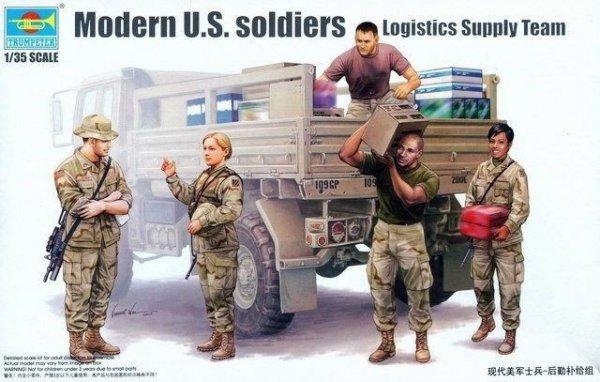 Figurki Współcześni żołnierze amerykańscy