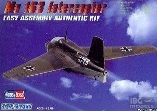HOBBY BOSS 80238 1/72 Me163 Interceptor