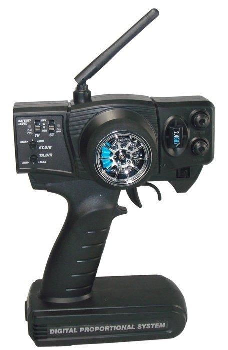 VRX Aparatura samochodowa VRX 2ch 2,4GHz Correct
