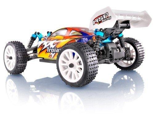 Himoto EXB-16 Troian Buggy  4X4 1/16 AUTO RC