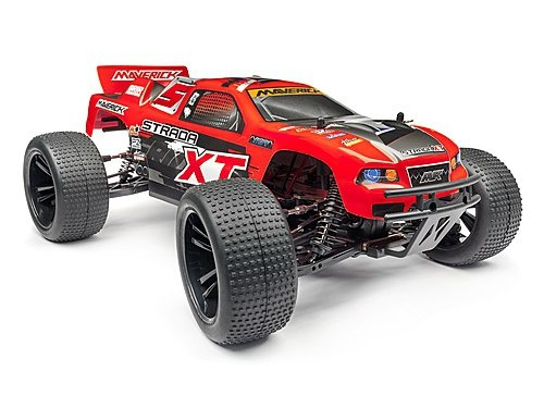 Maverick STRADA RED XT 1/10 4WD ELECTRIC TRUGGY AUTO RC