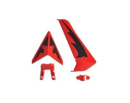 Lotki  tylnego ogona czerwone S 107G