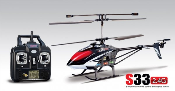Helikopter  Syma S33 2.4GHz