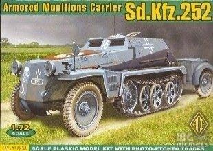 ACE 72238 1/72 Sd.Kfz.252