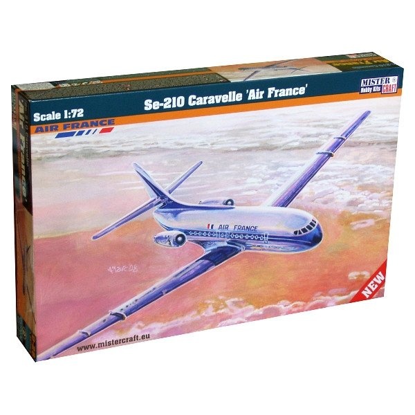 MASTERCRAFT MASD28 Se210 Caravelle Air France 1/72