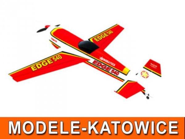 Edge 540 - Spalinowy