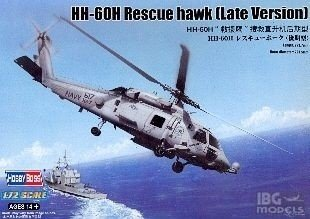 HOBBY BOSS 87233 1/72 HH-60H Rescue hawk