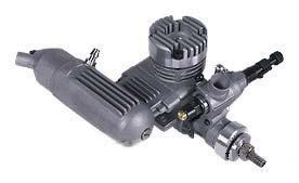 Silnik ASP S15A Pojemność 2,5 cm 3