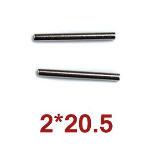 Turn A Shaft 2x20.5 2szt Wl Toys