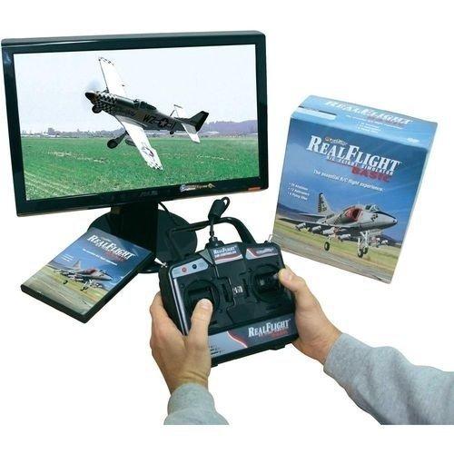 Symulator Lotu 6 kanałowy  REALFLIGHT BASIC