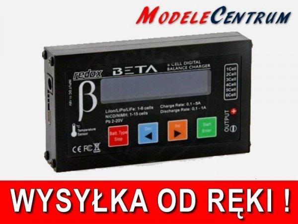 Ładowarka REDOX Beta SOLO