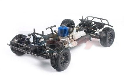 AUTO VRX DT5 N1 2.4GHz Nitro SPALINOWY