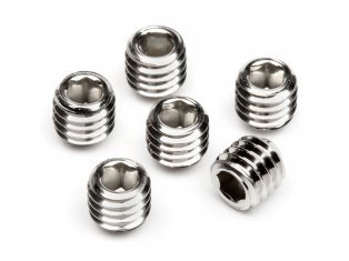 SET SCREW M3x3mm (6pcs) Z700