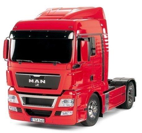 MAN TGX 18.540 4x2 XLX Tamiya AUTO RC