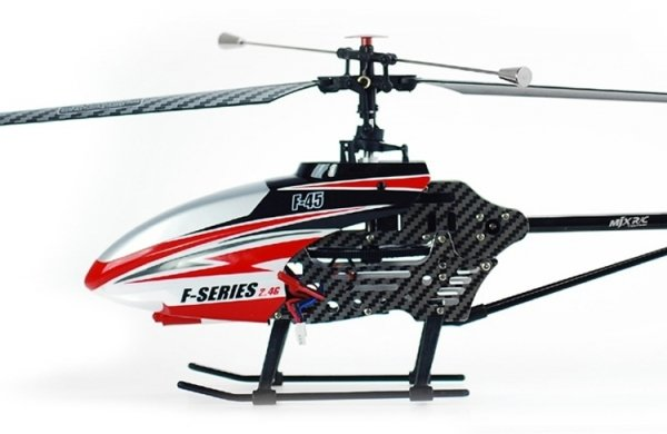 Helikopter F645 MJX  2,4GHz