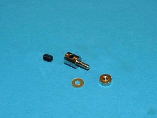 Mocowanie bowdena 1,8 x 0,8mm