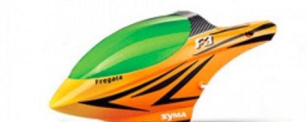 Syma F3 Kabina obudowa żółta F3-01
