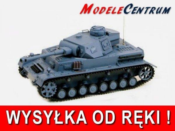 Czołg German Panzer IV ausf. F2 1:16 Dym