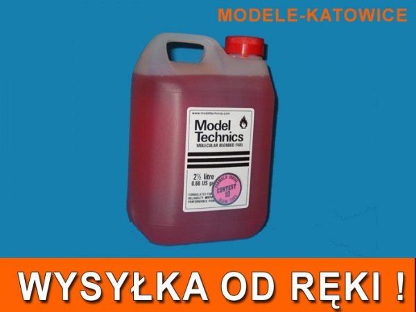 Paliwo Model Technics Contest 10% 2,5l
