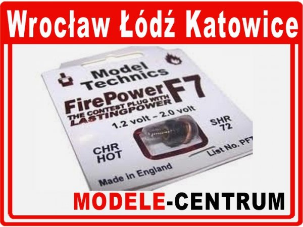 Świeca - Model Technics [M7] Max Flash M7
