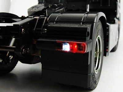 Mercedes Benz Actros Black Edition Tamiya 56342-B