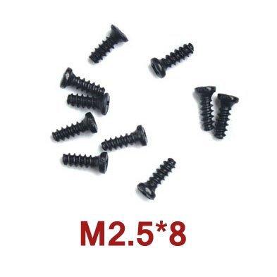 Śrubki 10szt Round Head Screw M2 5x8 Wl Toys