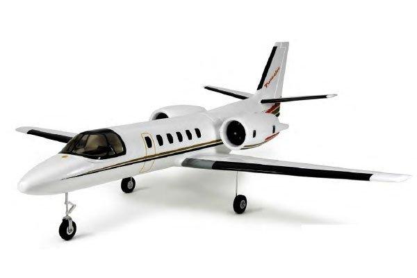 Samolot Odrzutowiec Dynam Cessna 550 turbo jet 1180mm ARF