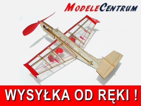 Samolot ROCKSTAR JET 273mm