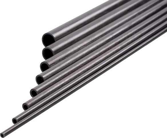 Rura węglowa 5x3 1000mm