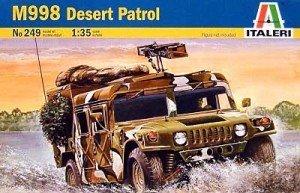 ITALERI 0249 HUMMER DESERT P. 1/35